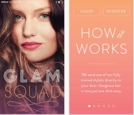 Image result for glamsquad