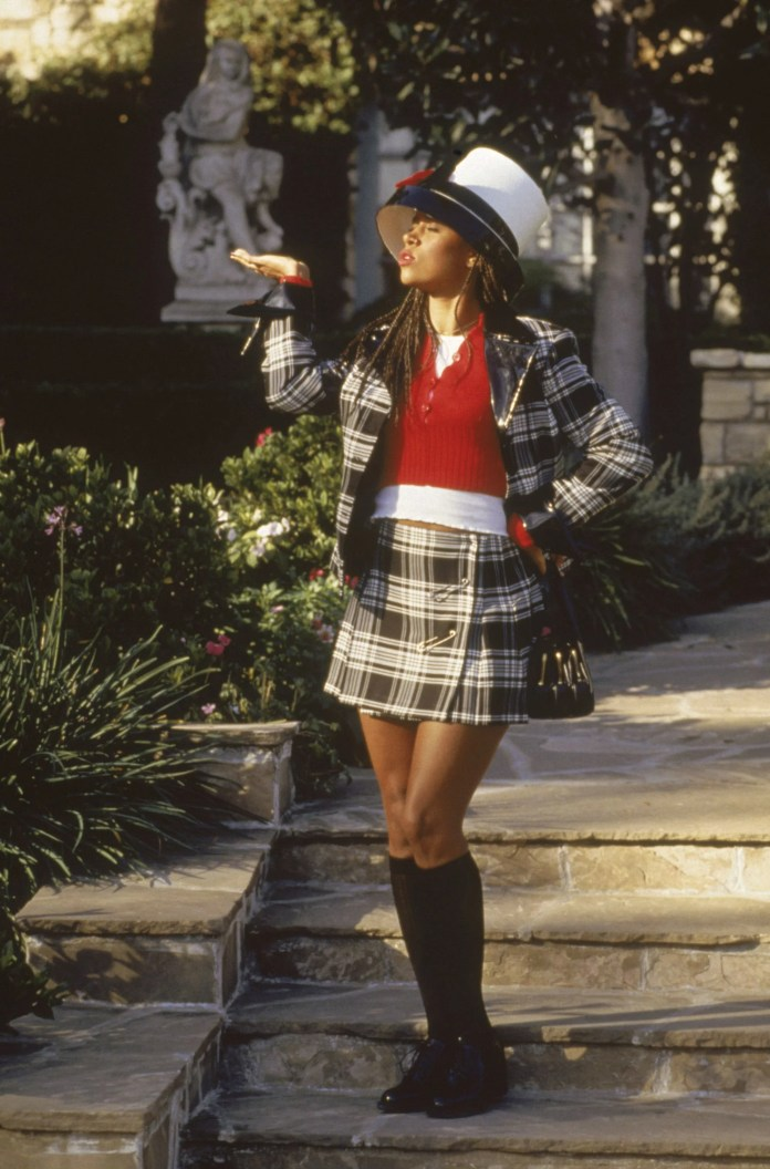 CLUELESS, Stacey Dash, 1995, (c) Paramount/courtesy Everett Collection