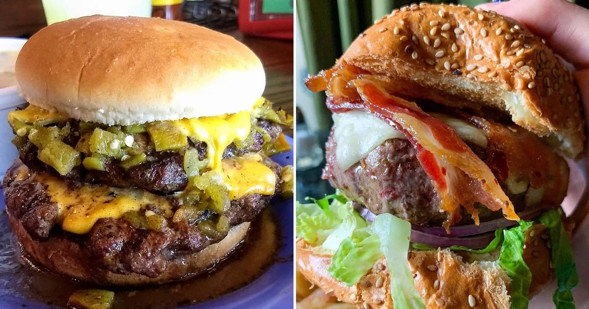 These Are the Best Burgers in All 50 States