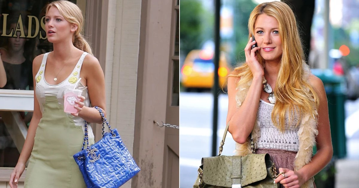 We Ranked 53 of Blake Lively's Outfits From Gossip Girl So You Don't Have To