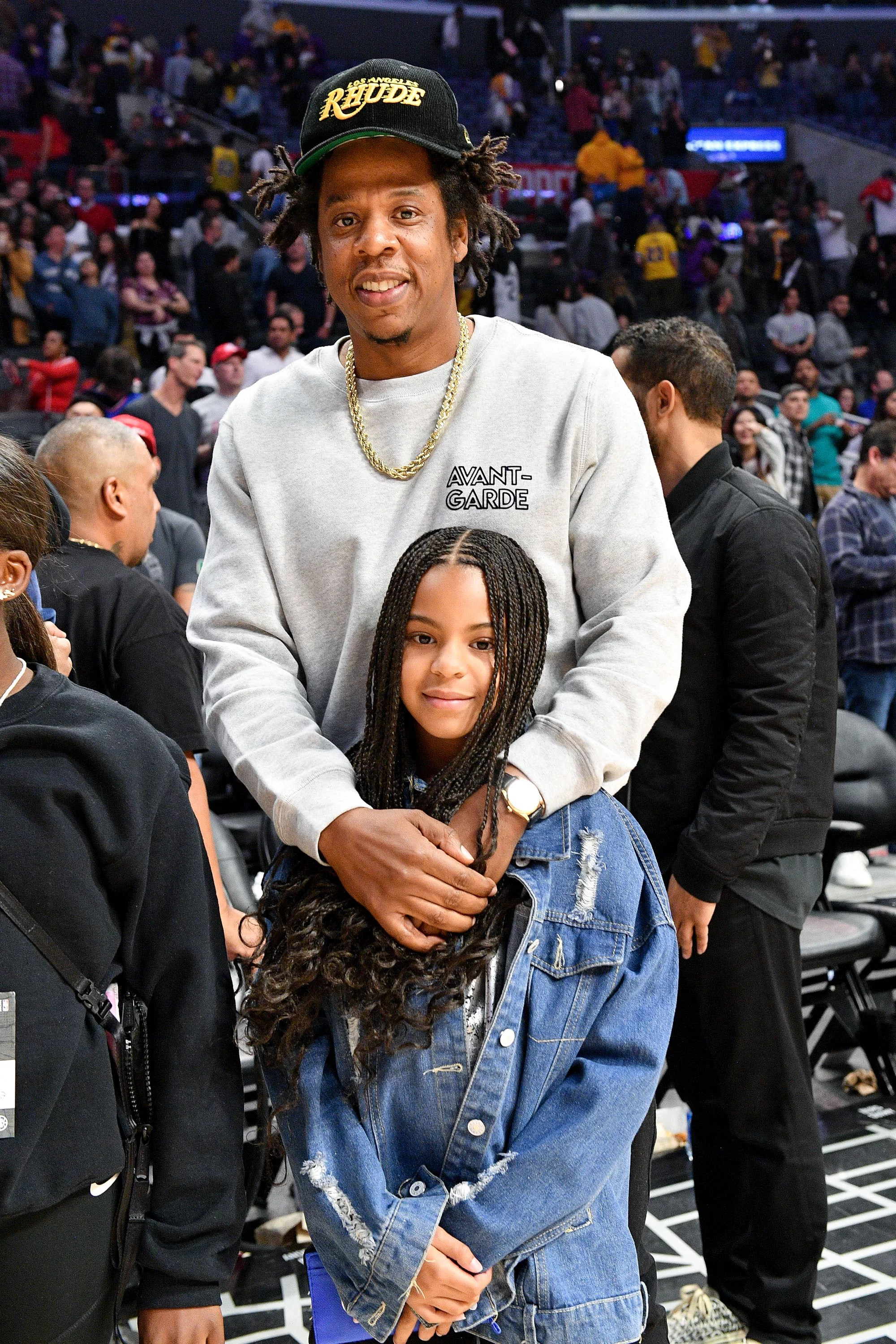 how many kids do beyonce and jay z have