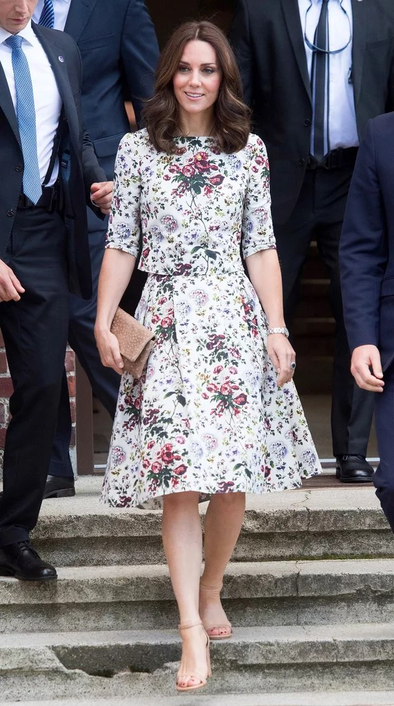 Erdem Dress Worn By Kate Middleton 5 Unexpected Ways