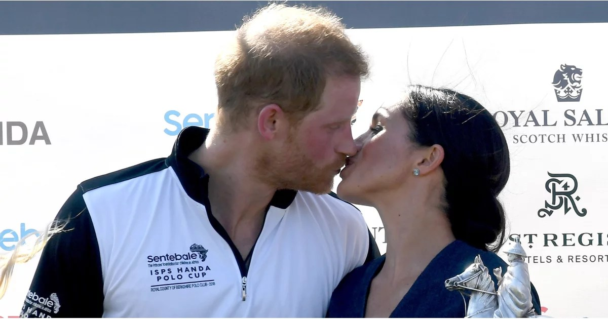 14 Prince Harry and Meghan Markle Moments That Prove She's Found Her Prince Charming