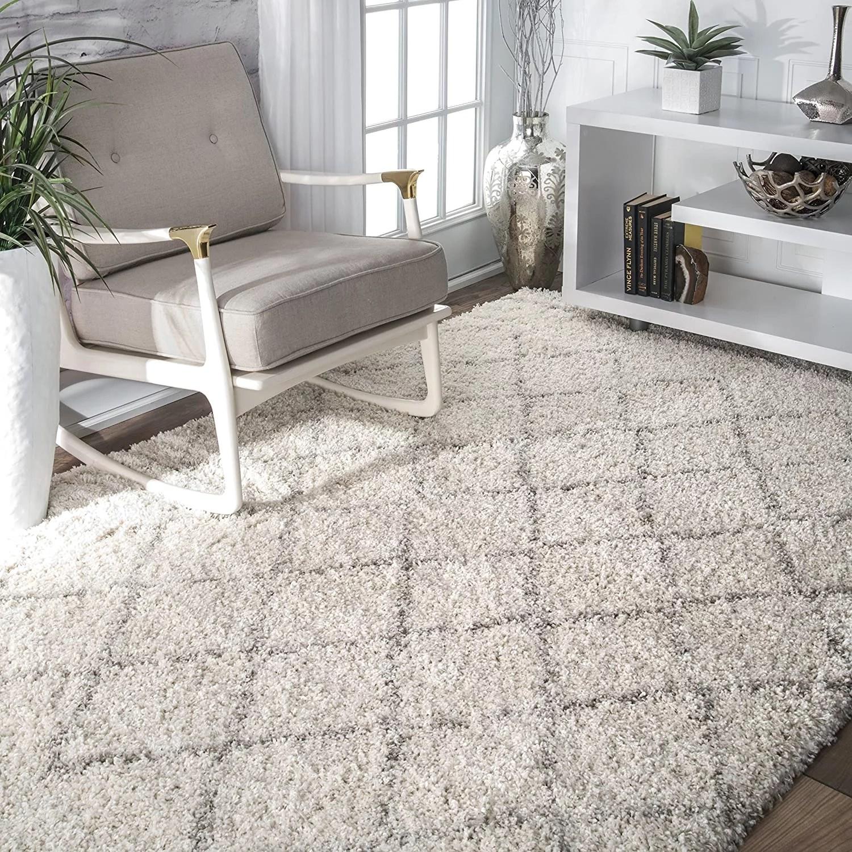 nuloom edwin soft and plush shag rug