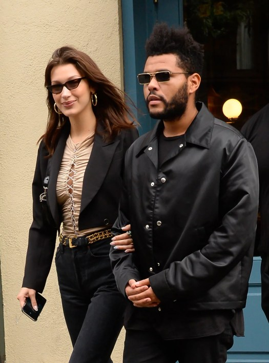 Are Bella Hadid and The Weekend Back Together?   POPSUGAR ...