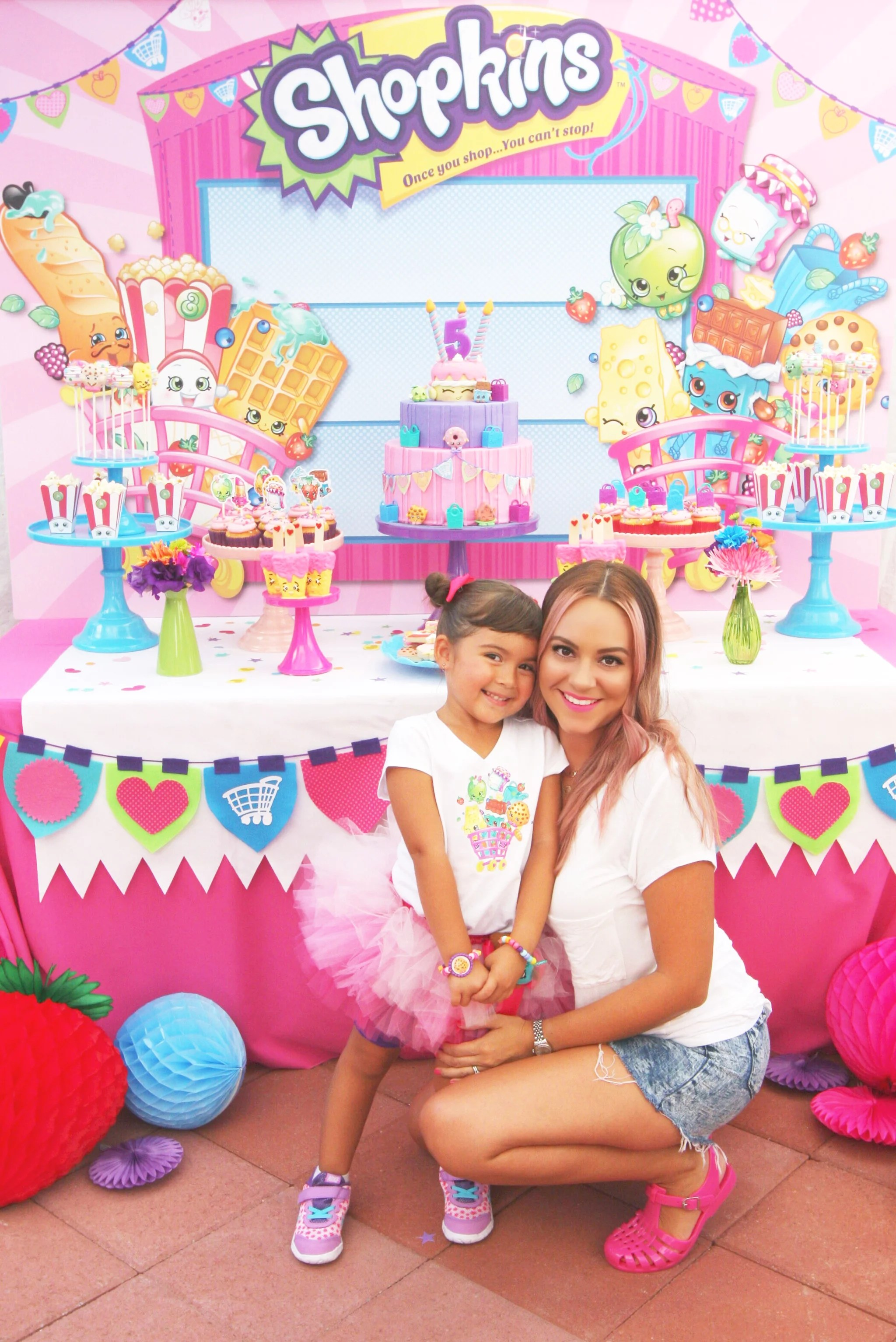 Baby Toddlers Kids Parenting This Shopkins Birthday Party Puts All Others To Shame Popsugar Family Photo 36