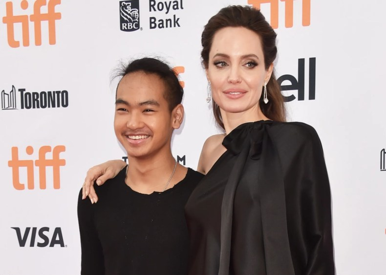 Image result for Maddox Jolie-Pitt