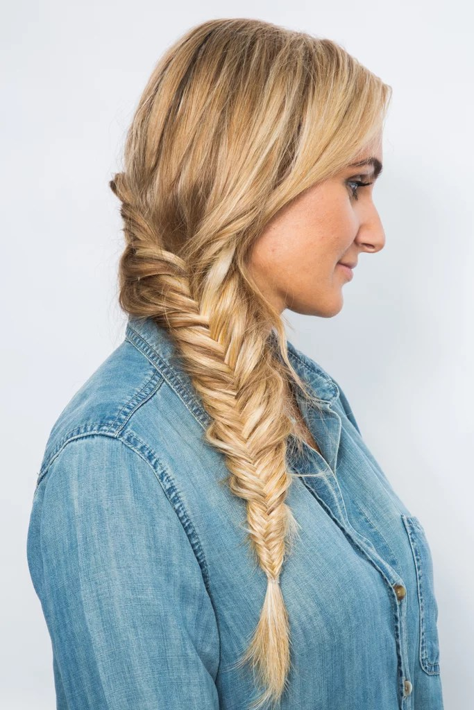This Part Dutch Part Fishtail Tutorial Will Cause Major