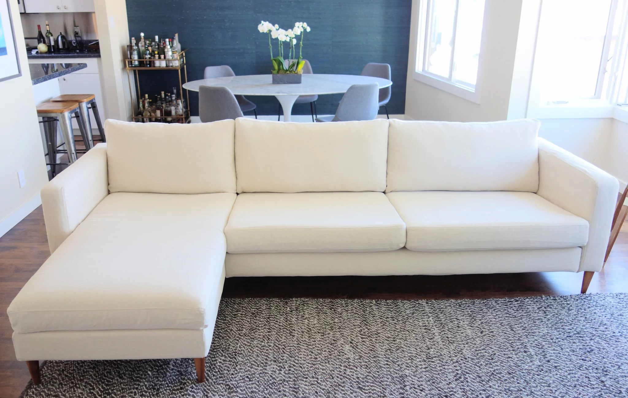 Ikea Couch Covers Makeover Popsugar Home