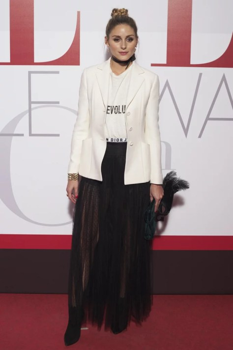 Olivia Palermo Wearing Dior