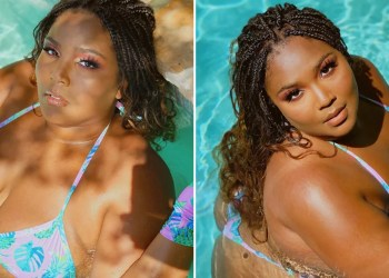 """Lizzo's Bright Bikini Is Made Even Sexier by Her On-Point Message About """"Summer Bodies"""""""