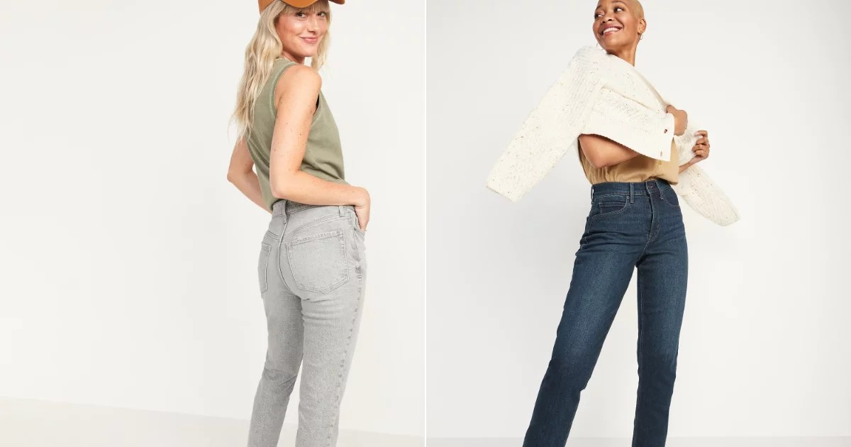 , When You're Looking For High-Waisted Jeans, These 19 Old Navy Pairs Truly Rise to the Top, Nzuchi Times National News