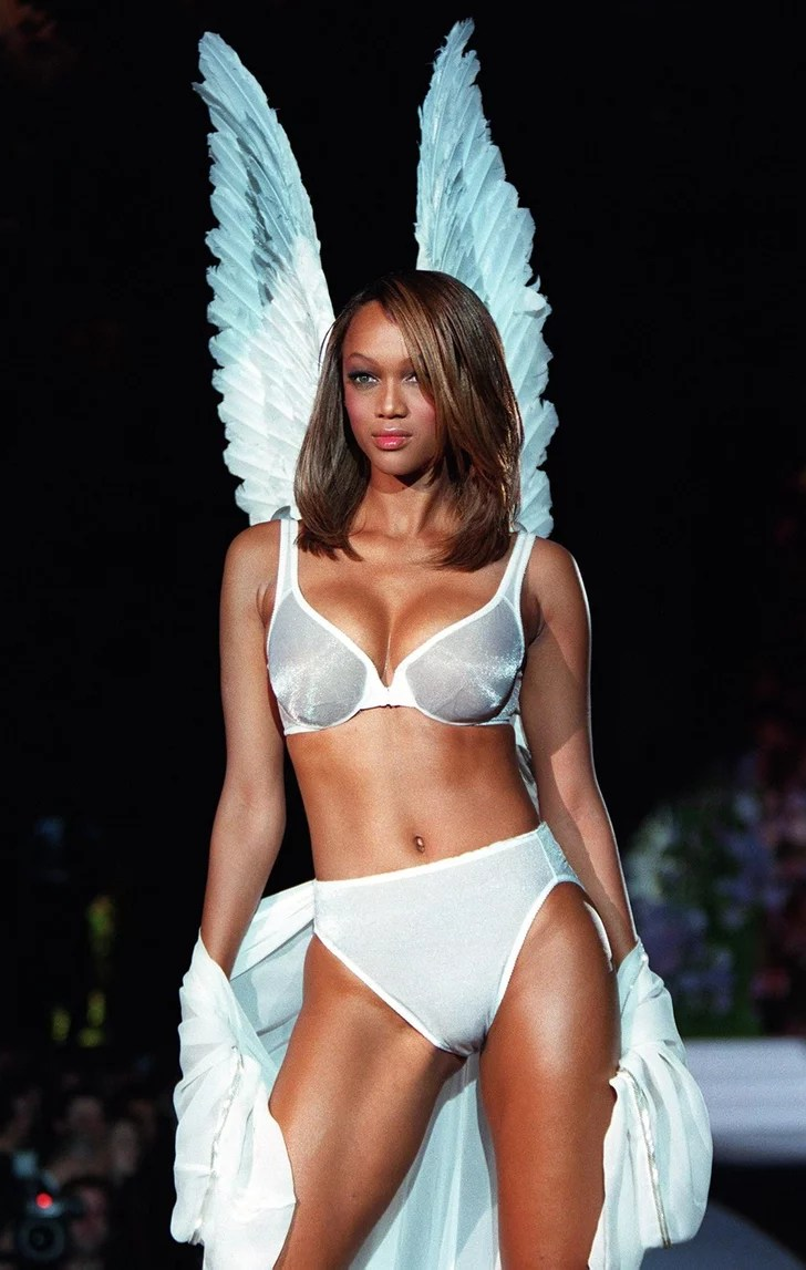 Tyra Banks Talks About Her Natural Hair POPSUGAR Beauty UK