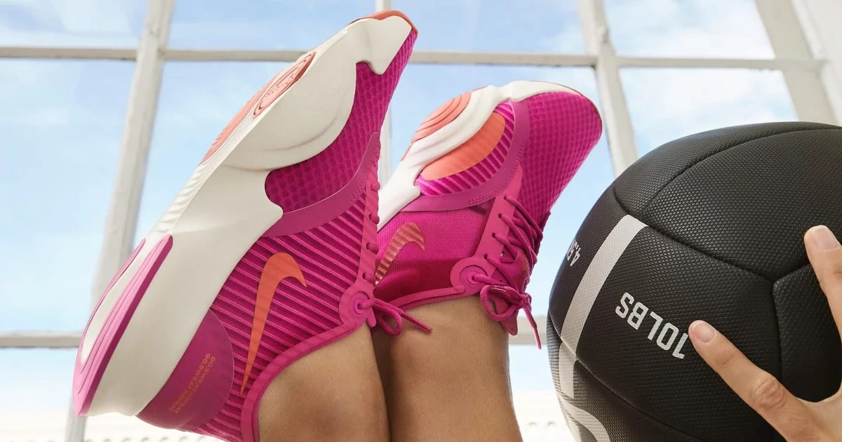 I'm a Trainer, and This Is the New Nike Training Shoe I'm Loving For My At-Home Workouts