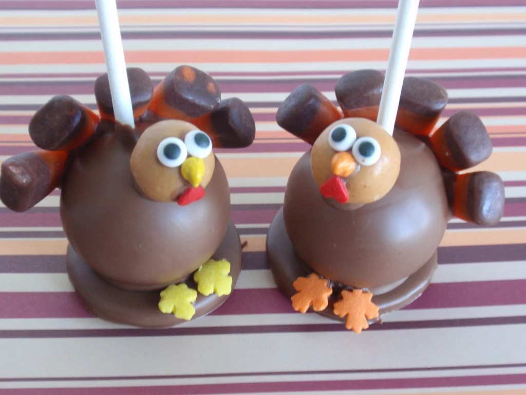 Pictures Of Thanksgiving Desserts For Kids