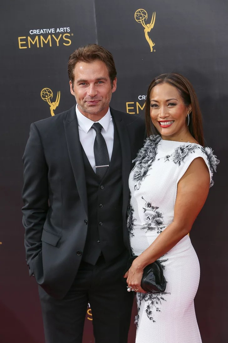Carrie Ann Inaba and Robb Derringer | Celebrity Couples ...