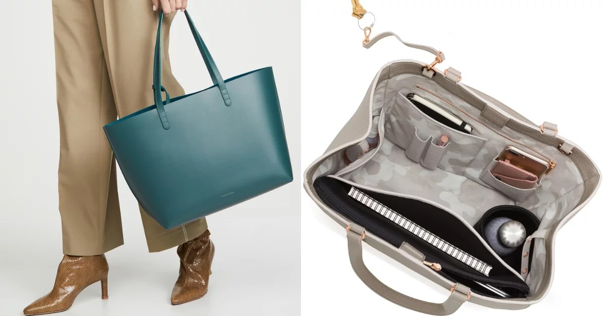 19 Stylish Work Bags That Will Make Your Morning Commute So Much Easier