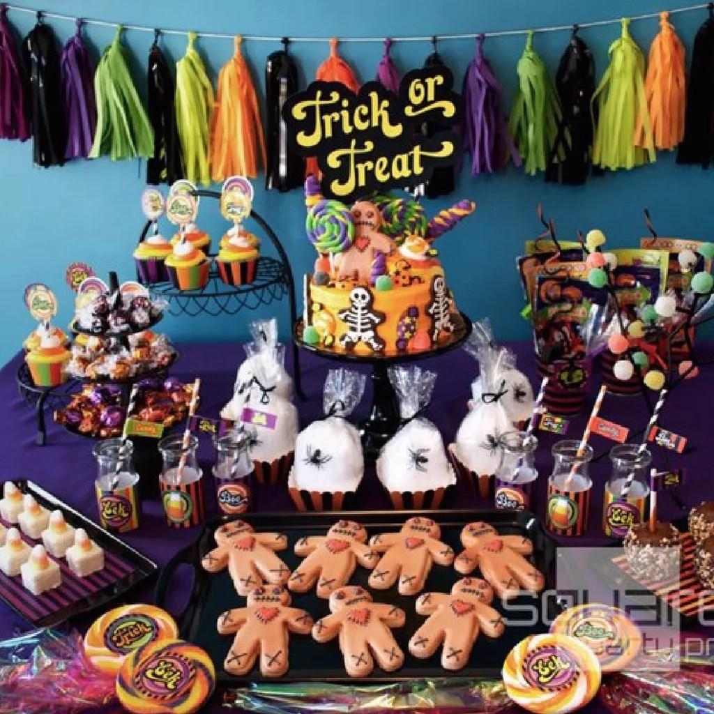 Kid Friendly Halloween Party Ideas Popsugar Family