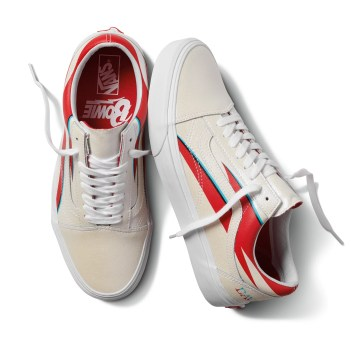 Vans David Bowie Sneaker Collection 2019 | POPSUGAR Fashion