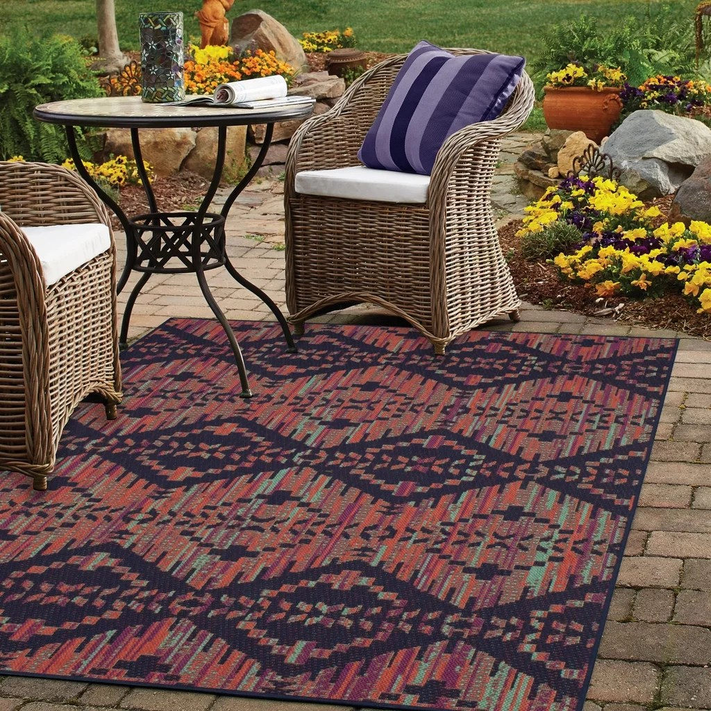 the best outdoor rugs from target