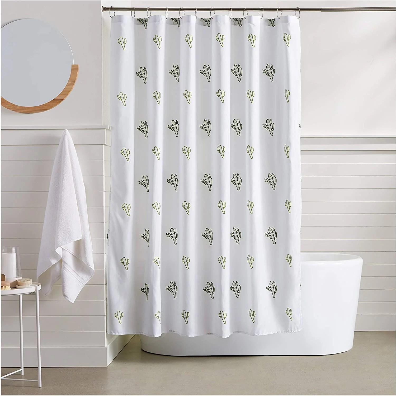 best shower curtains on amazon