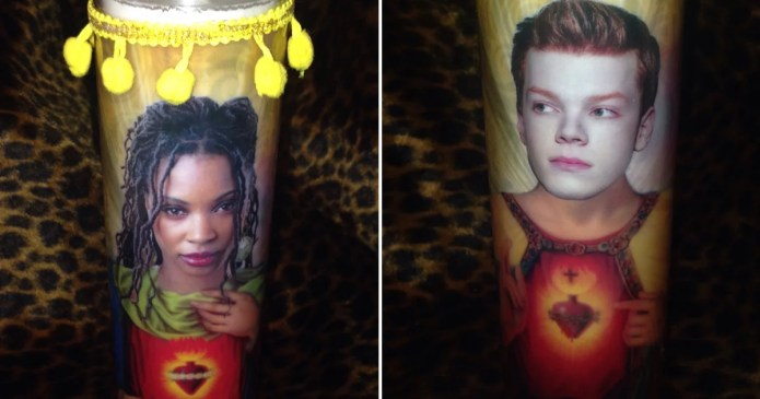 These Shameless Prayer Candles Are For Anyone Who Bows Down to the Gallaghers