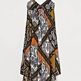 H&M Paisley-Patterned Dress