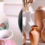 How To Diy Ceramic Chalk Paint Popsugar Home