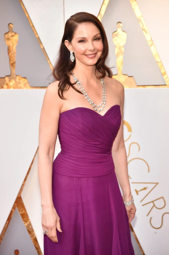 Ashley Judd Celebrity Hair And Makeup