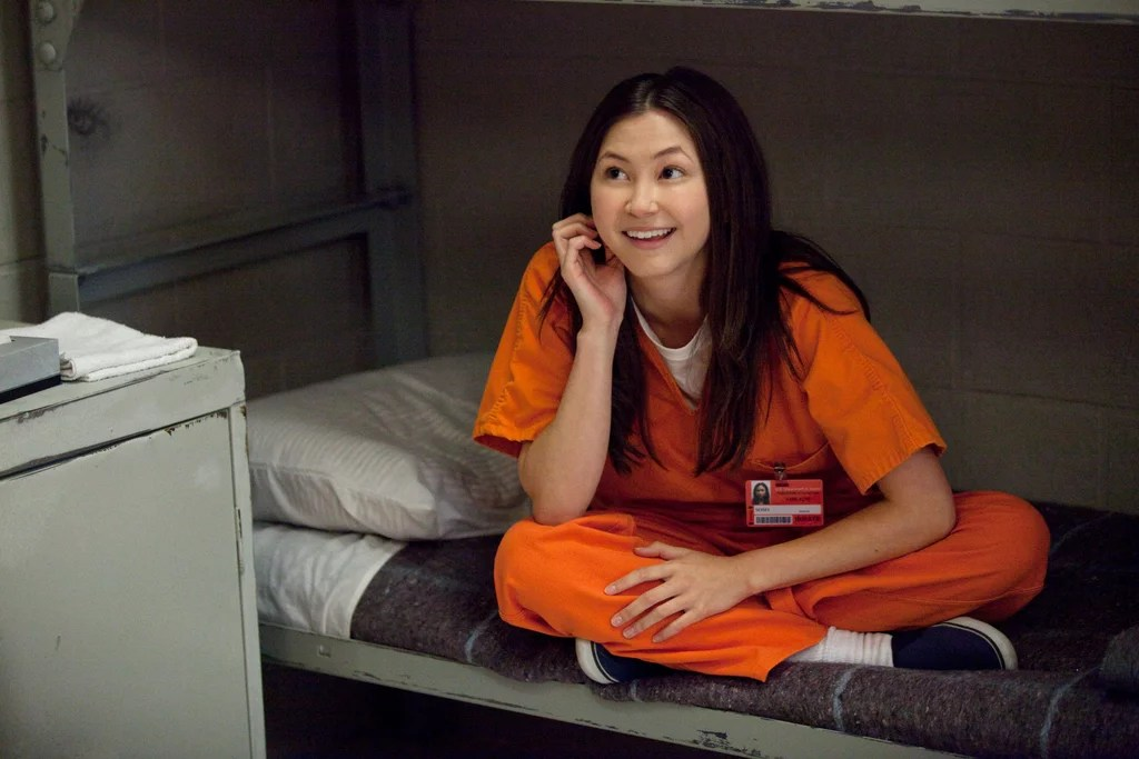 Brook Soso How Orange Is The New Black Characters Got In