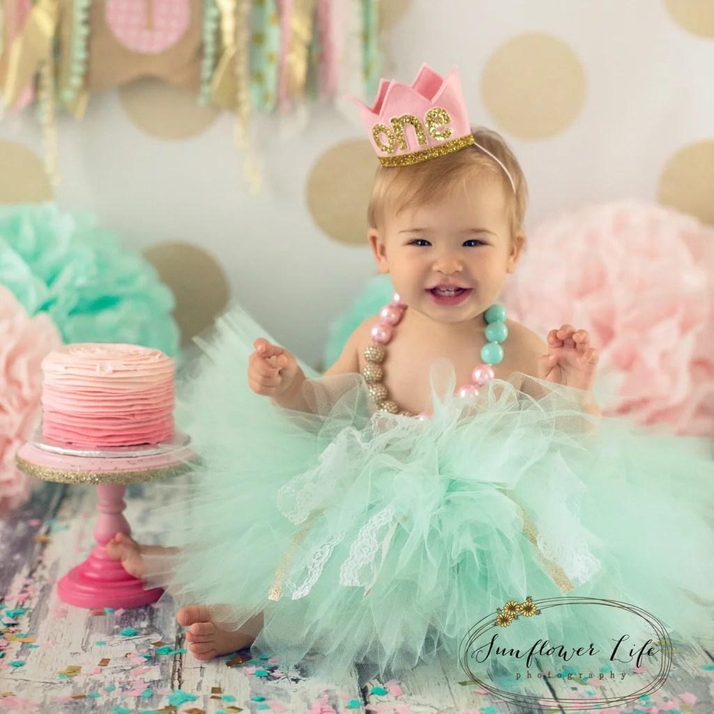 Baby Cake Smash Photo Ideas