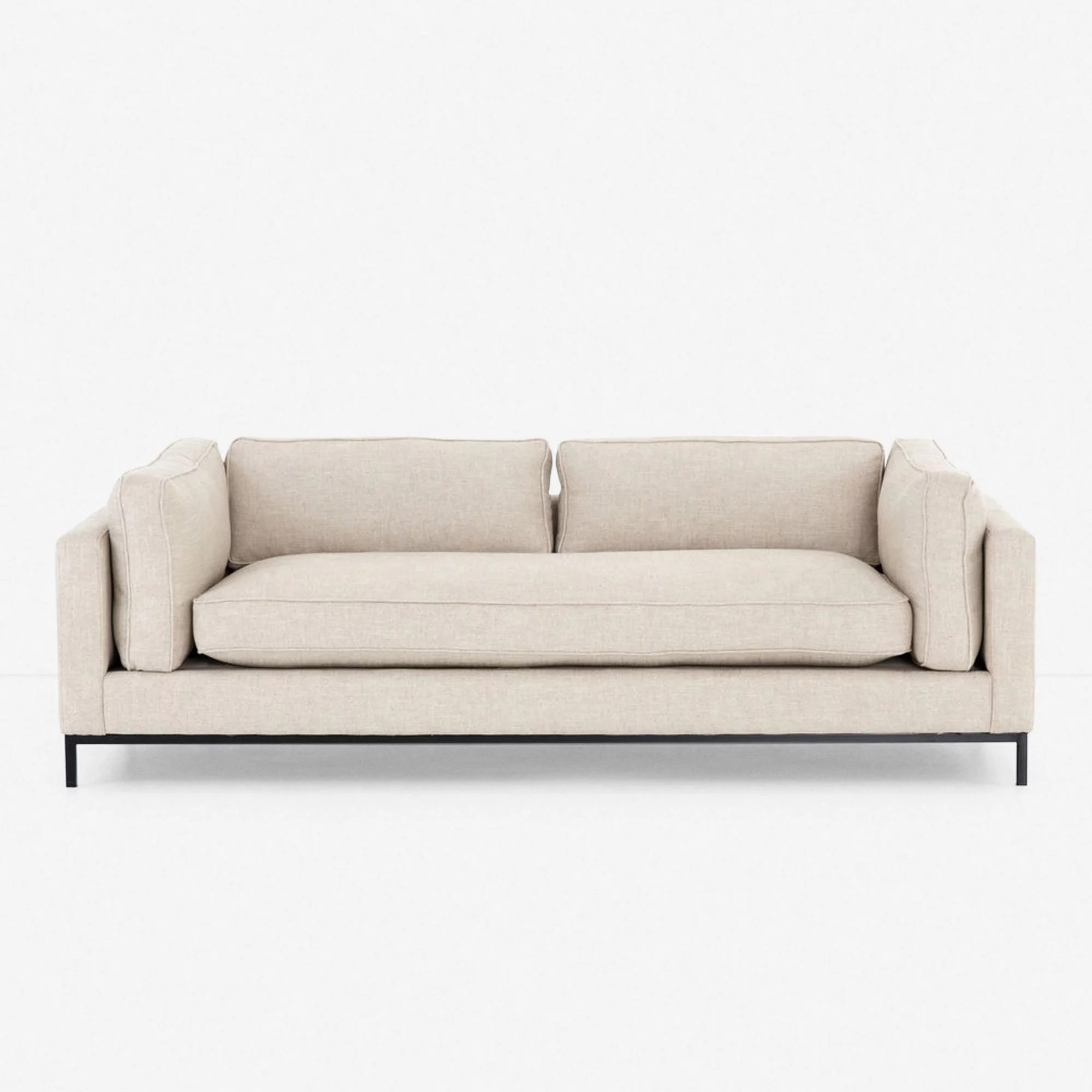 most comfortable couches and sofas