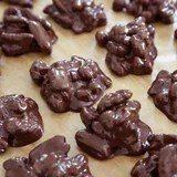 Crock-Pot Chocolate-Nut Clusters