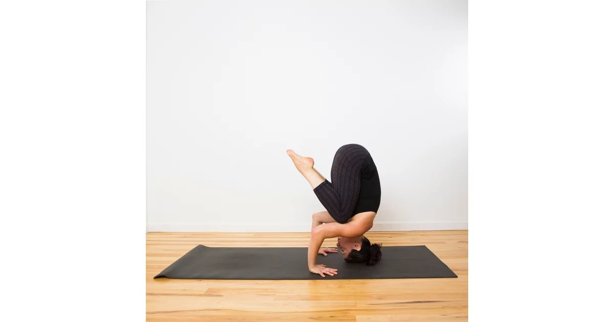 Tripod Headstand Prep How To Do Headstand In Yoga