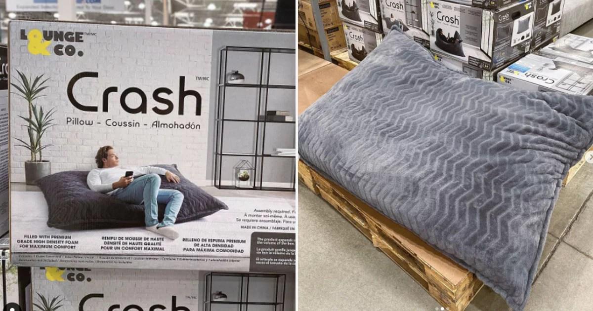 costco lounge co crash pillow
