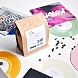 Coffee + Vinyl Pairing