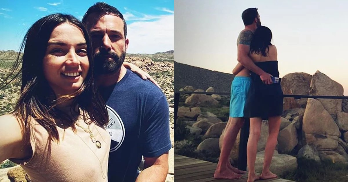 Ana de Armas Marks Her 32nd Birthday by Making Ben Affleck Romance Instagram Official