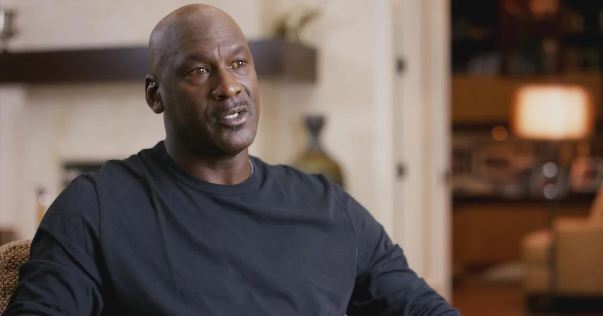 Nope, That Wasn't Michael Jordan's House You Saw in The Last Dance