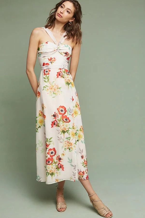 473fc4ad5e47e Yumi Kim Laysan Floral Dress The Best Outdoor Wedding Guest