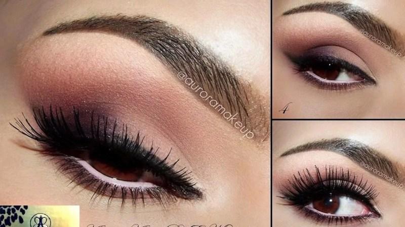Eye Makeup Tutorials For Brown Eyes