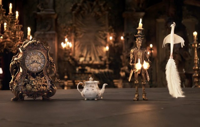 Image result for beauty and the beast 2017 characters
