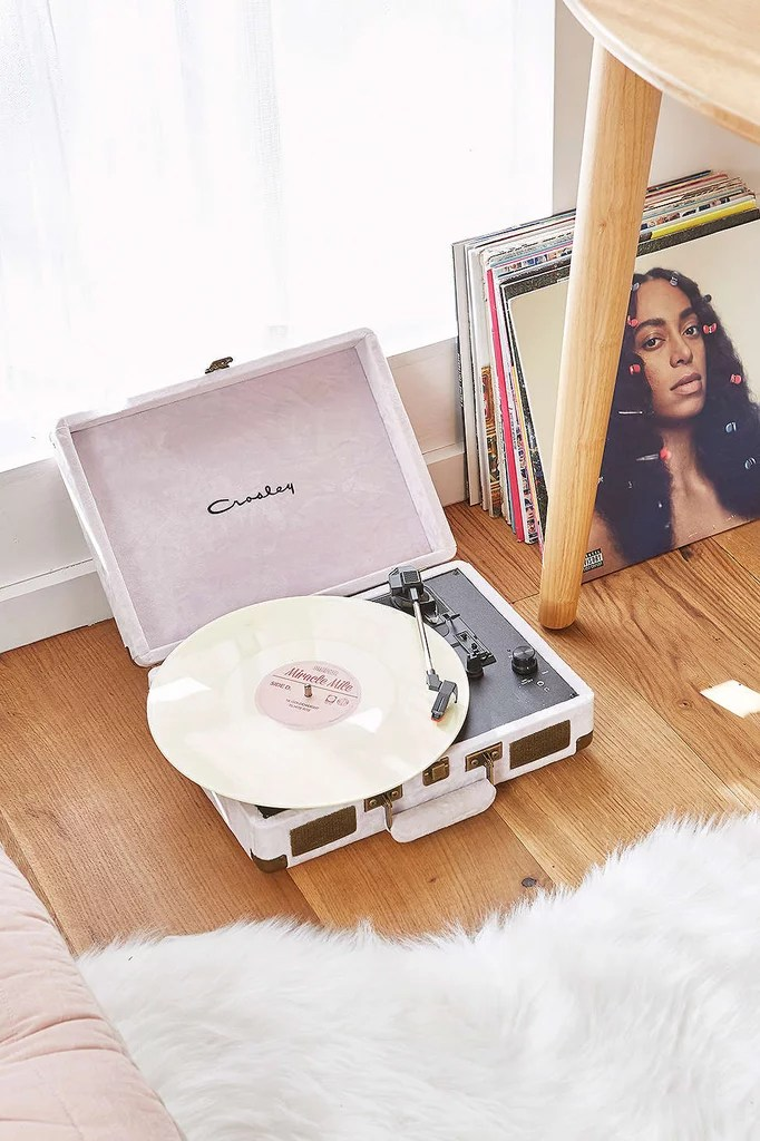 Velvet Bluetooth Record Player