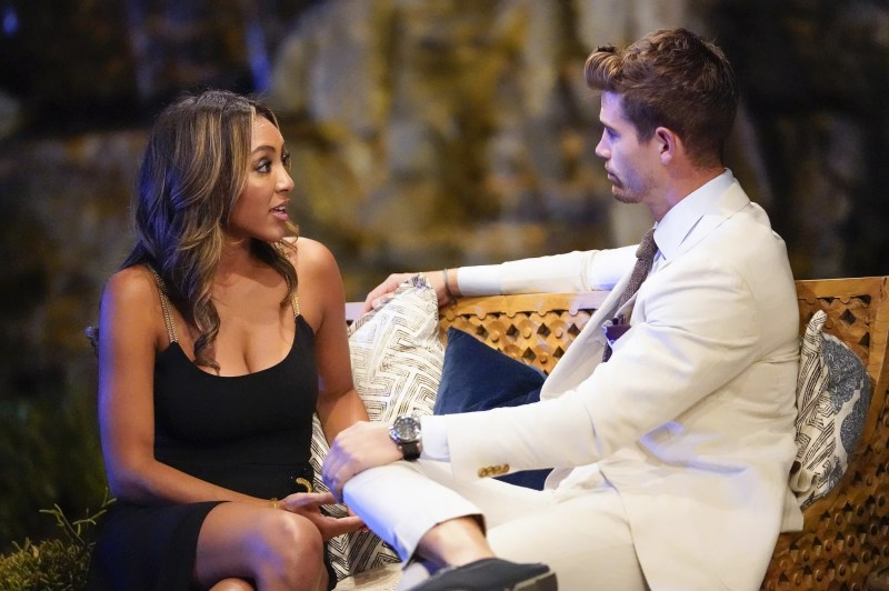 The Bachelorette: What Happened Between Ed and Chasen? | POPSUGAR  Entertainment