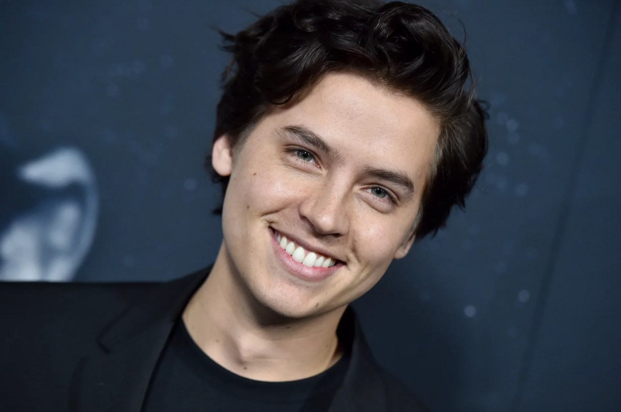 HOLLYWOOD, CALIFORNIA - DECEMBER 11: Cole Sprouse attends the premiere of A24's