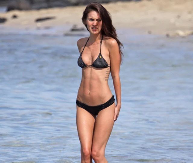 Theres No Question That Megan Fox Is One Of The Sexiest Stars In Hollywood The
