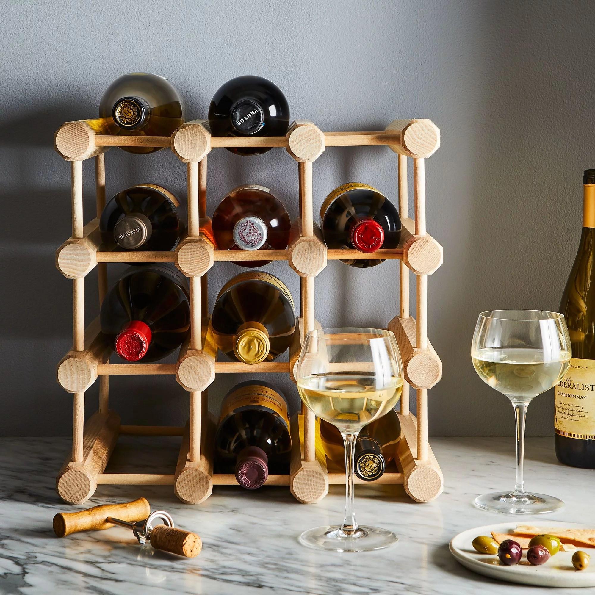 the best wine racks and organizers