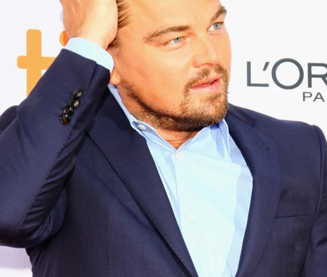Leonardo Dicaprio Brought His Charm To The Red Carpet For The Premiere Of His New Documentary