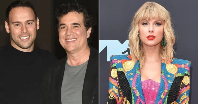 Taylor Swift, Scooter Braun, Scott Borchetta Feud Details | POPSUGAR  Celebrity