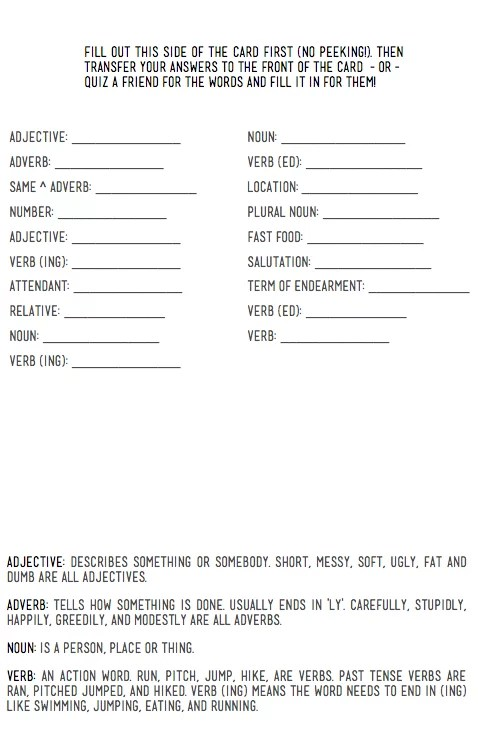 photograph relating to Dirty Mad Libs Printable identify Insane Lib Template. 1000 photographs above wedding ceremony recommendations upon