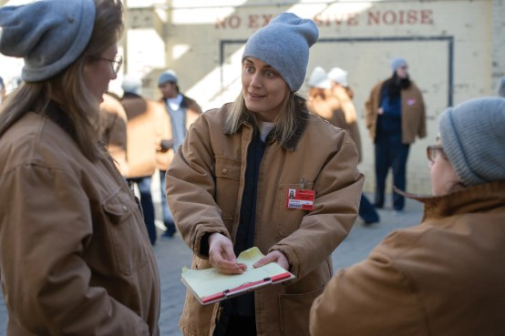 Image result for Skip to the Good Stuff! Here's How Orange Is the New Black Season 6 Ends